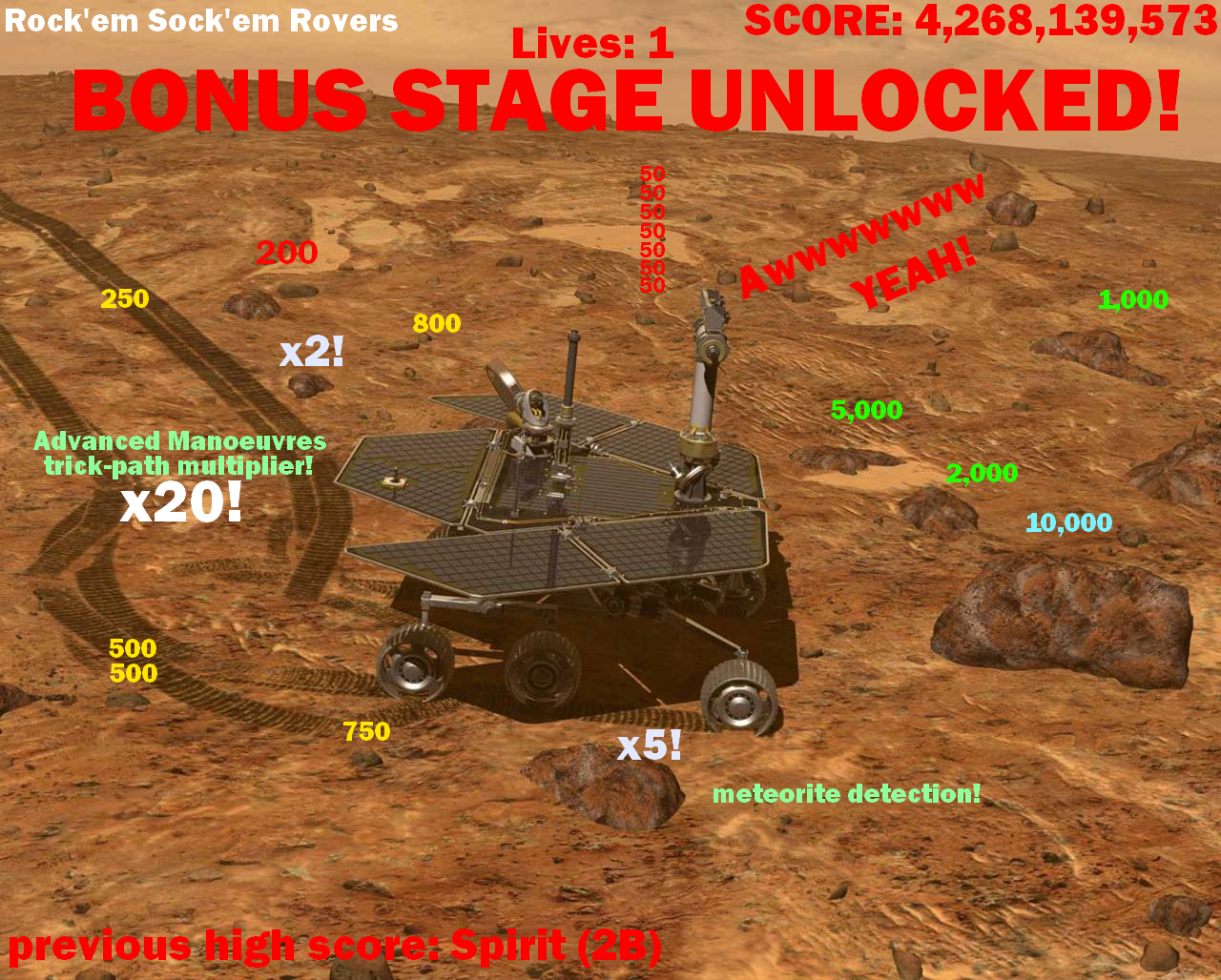 the game mars rover - photo #39