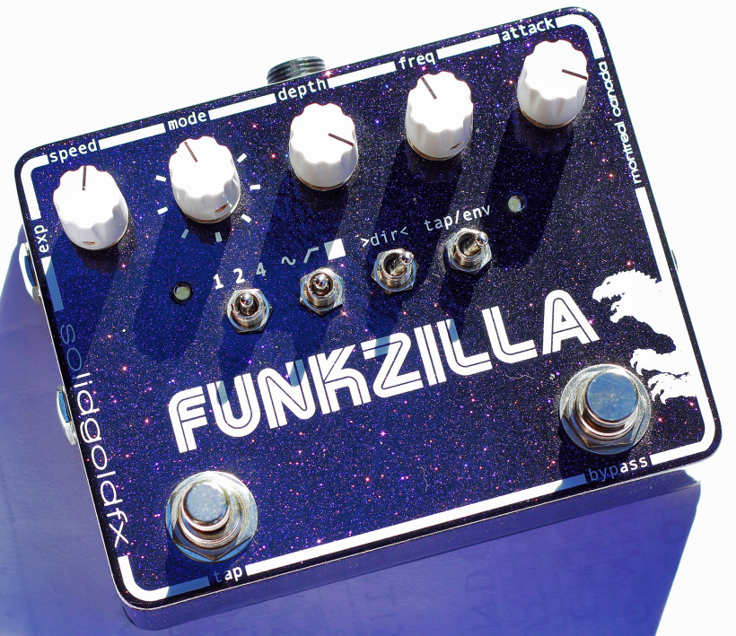 The SolidGoldFX FUNKZILLA.