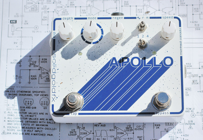 SolidGoldFX Apollo Phaser