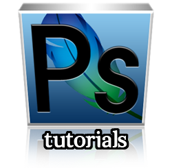 Photoshop Tutorials on the blog